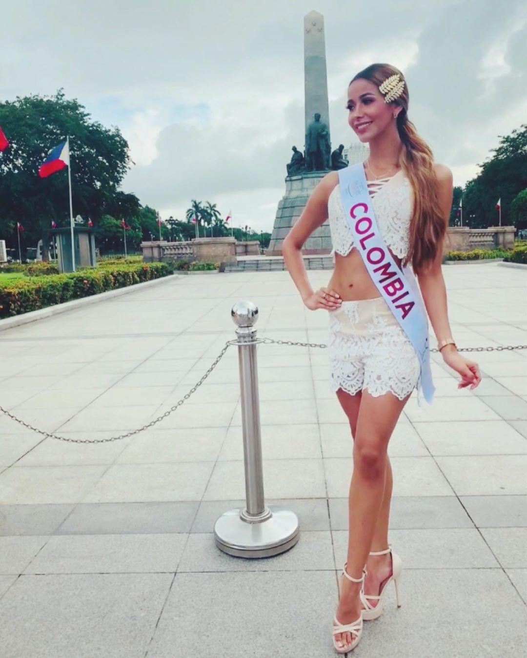alejandra rodriguez osorio, miss asia pacific colombia 2019. - Página 3 69241010