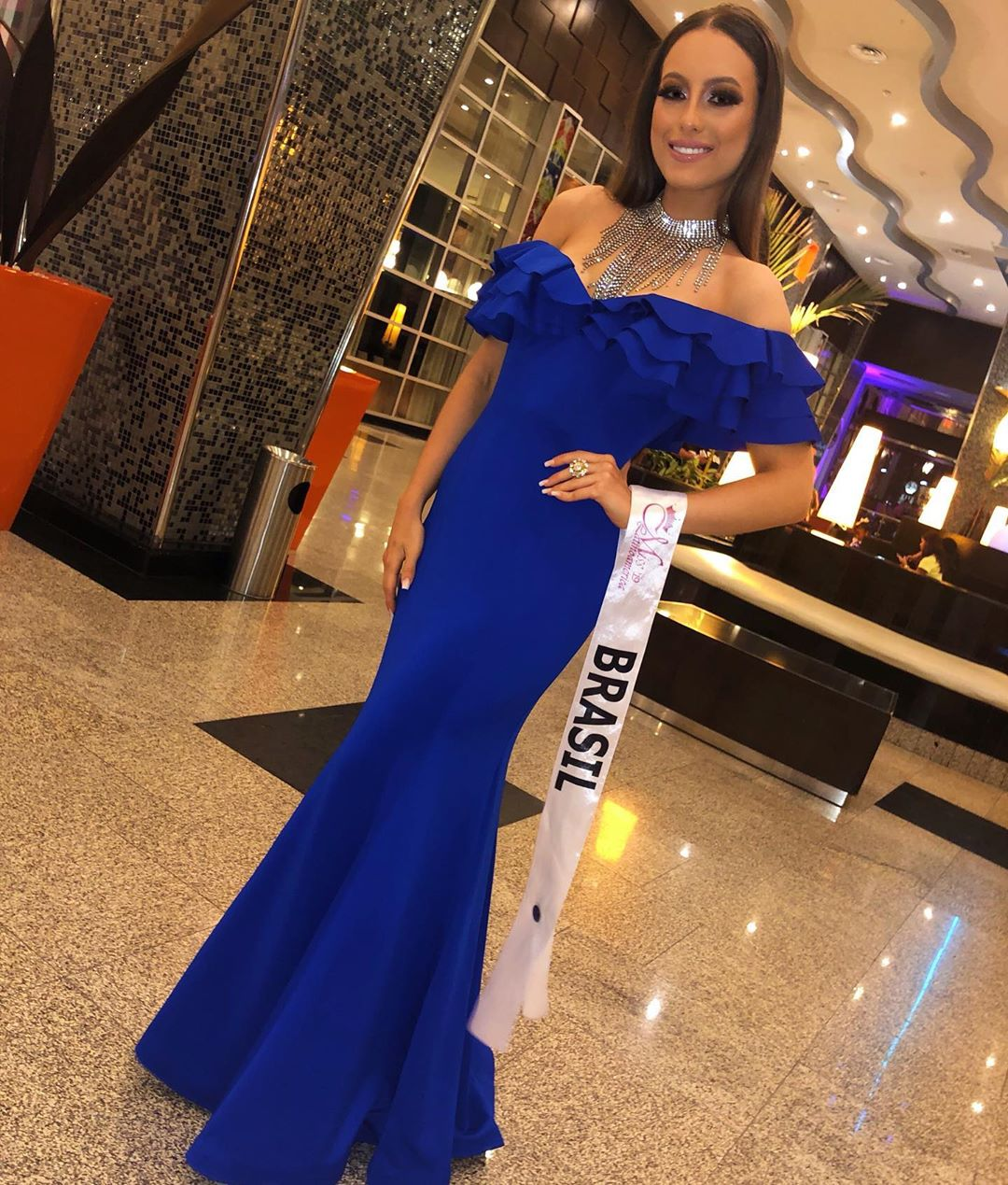 cristine boff sartor, segunda finalista de miss latinoamerica 2019. - Página 7 69245410