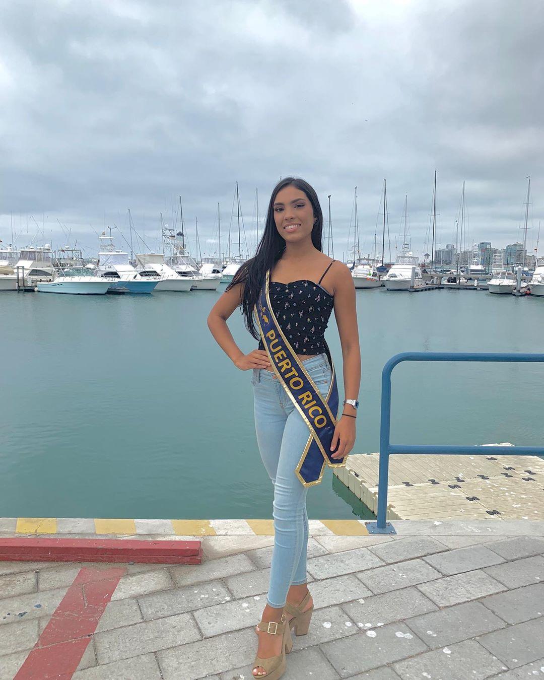 mary ann santana martinez, miss puerto rico continentes unidos 2019. - Página 3 69264710