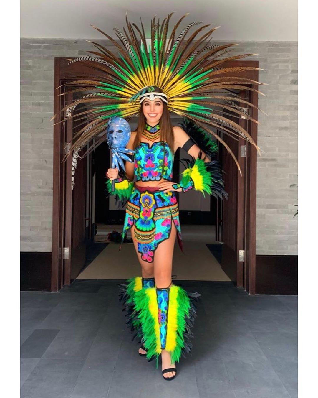 mich hewitt, miss tourism world 2019. - Página 3 69269410