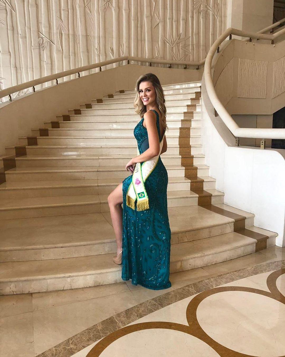 marcella kozinski de barros, 3rd runner-up de miss tourism world 2019. - Página 4 69273710