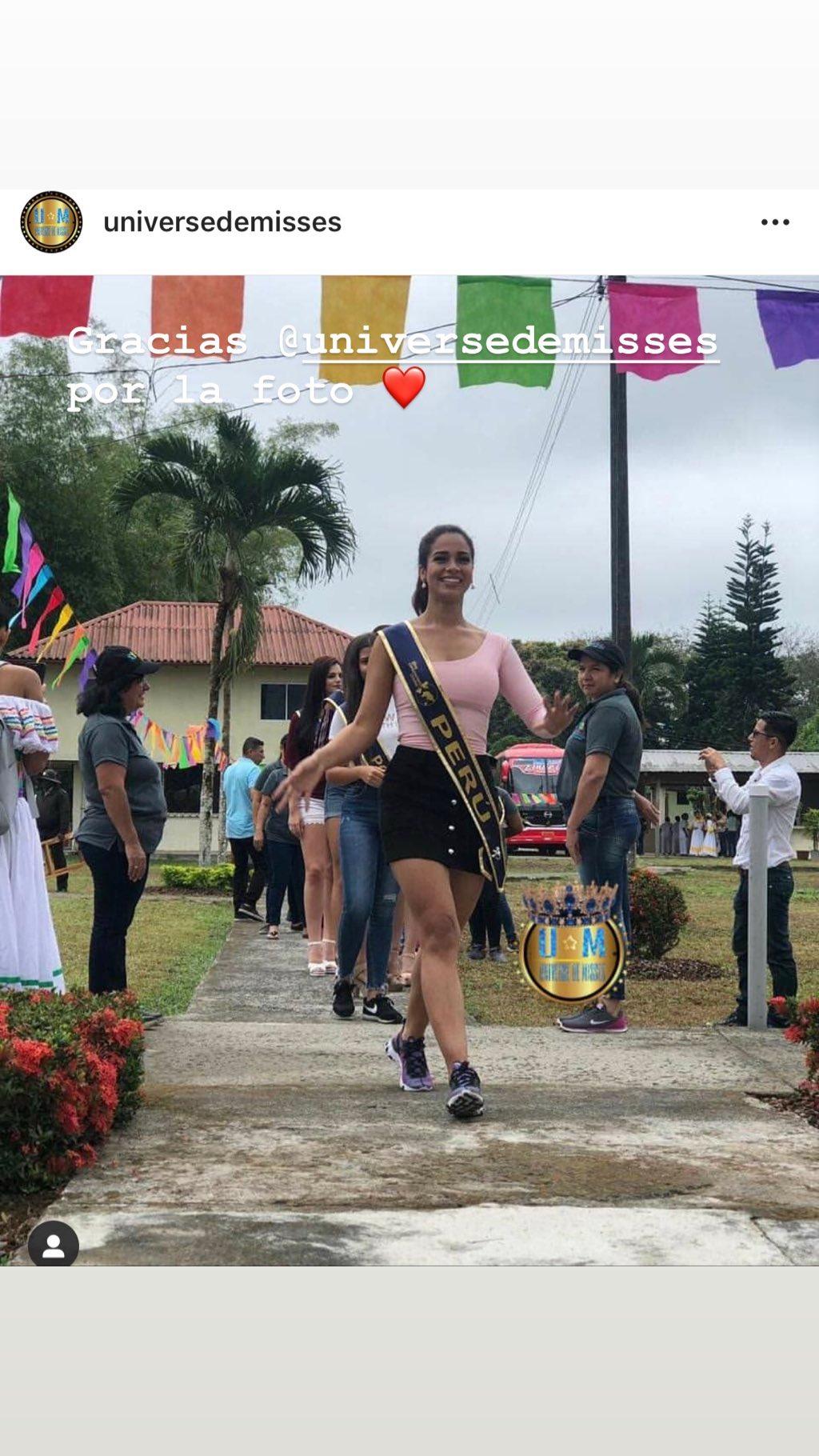 marjory patino, miss peru continentes unidos 2019/miss peru turismo latino internacional 2016. - Página 6 69330111