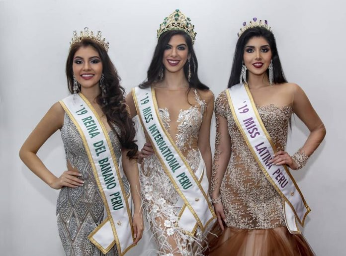 majo barbis, miss international peru 2019. 69331410