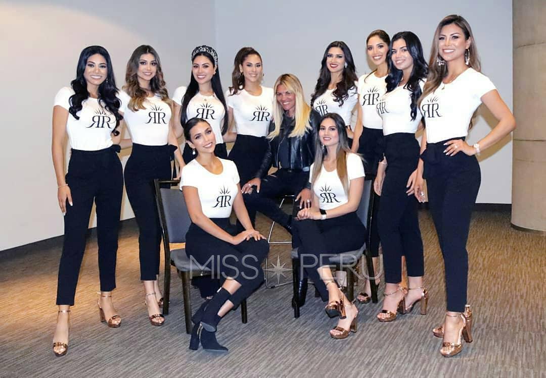 janick maceta, miss peru 2020/third runner-up de miss supranational 2019/1st runner-up de miss tourism 2017-2018.  - Página 5 69357810