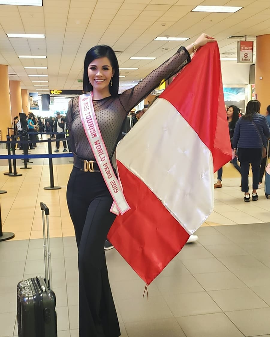 karen isabel rojas, miss tourism world peru 2019/top 20 de miss asia pacific international 2018/miss earth peru 2017. - Página 16 69359110