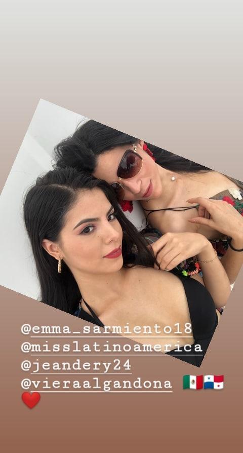 sharid rodriguez, miss mexico latinoamerica 2019. - Página 2 69369810