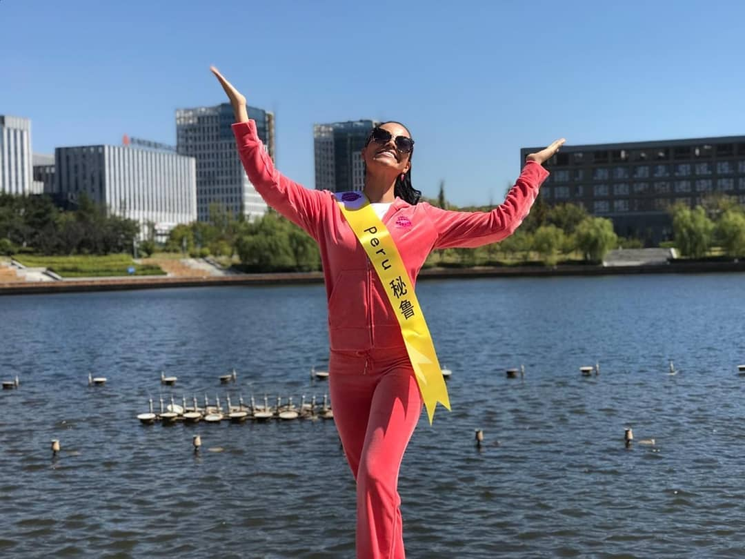 karen isabel rojas, miss tourism world peru 2019/top 20 de miss asia pacific international 2018/miss earth peru 2017. - Página 17 69383310