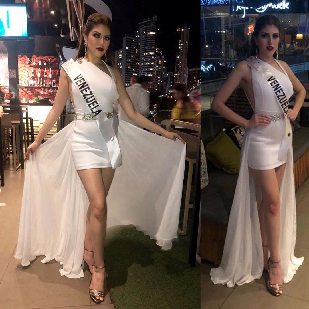 mariana galindez, 3ra finalista de miss latinoamerica 2019. - Página 2 69384710