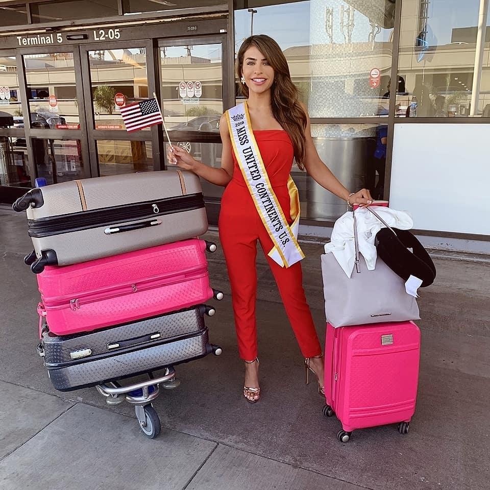 maria elena manzo, miss united continents us 2019. - Página 2 69387310