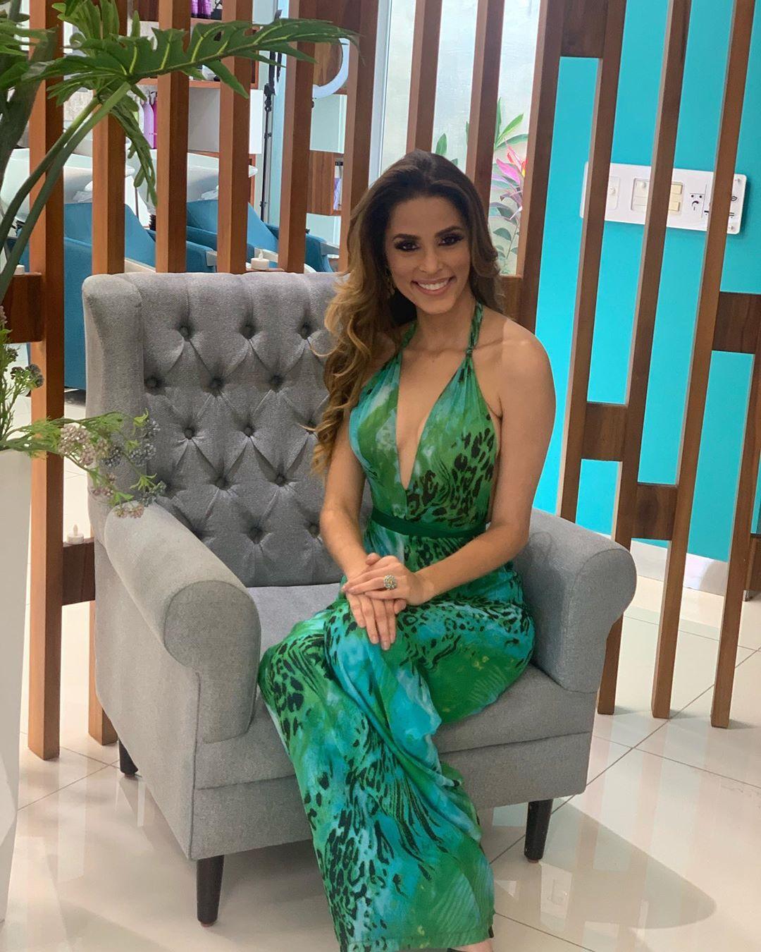 maria jose bracho, miss venezuela continentes unidos 2019. - Página 3 69423410