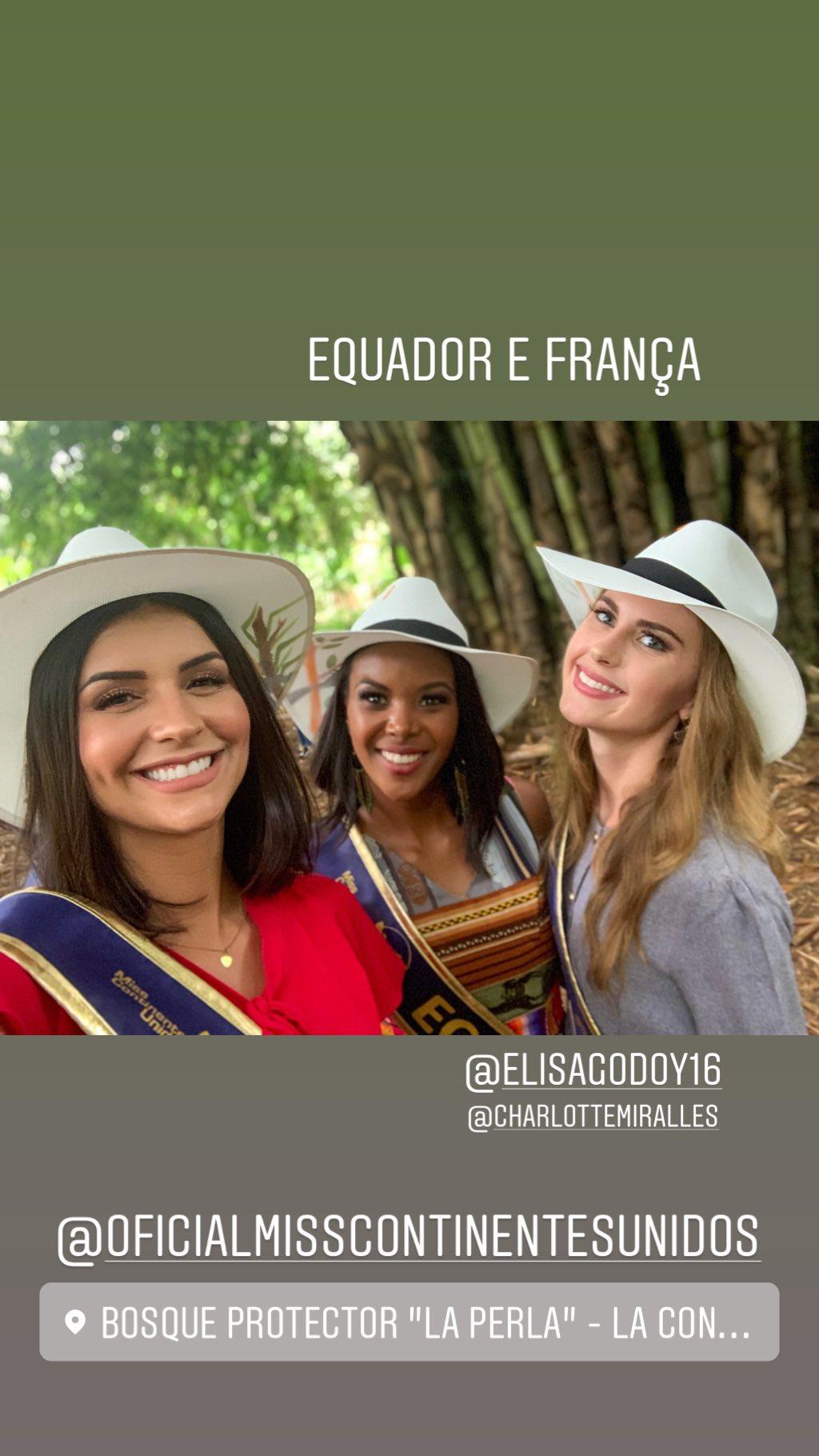 thylara brenner, miss brasil continentes unidos 2019. - Página 9 69449910
