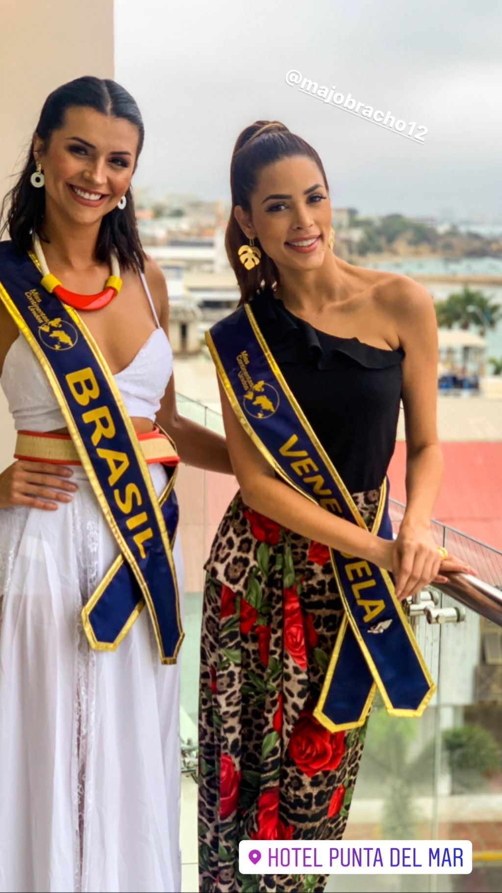 maria jose bracho, miss venezuela continentes unidos 2019. - Página 4 69462110