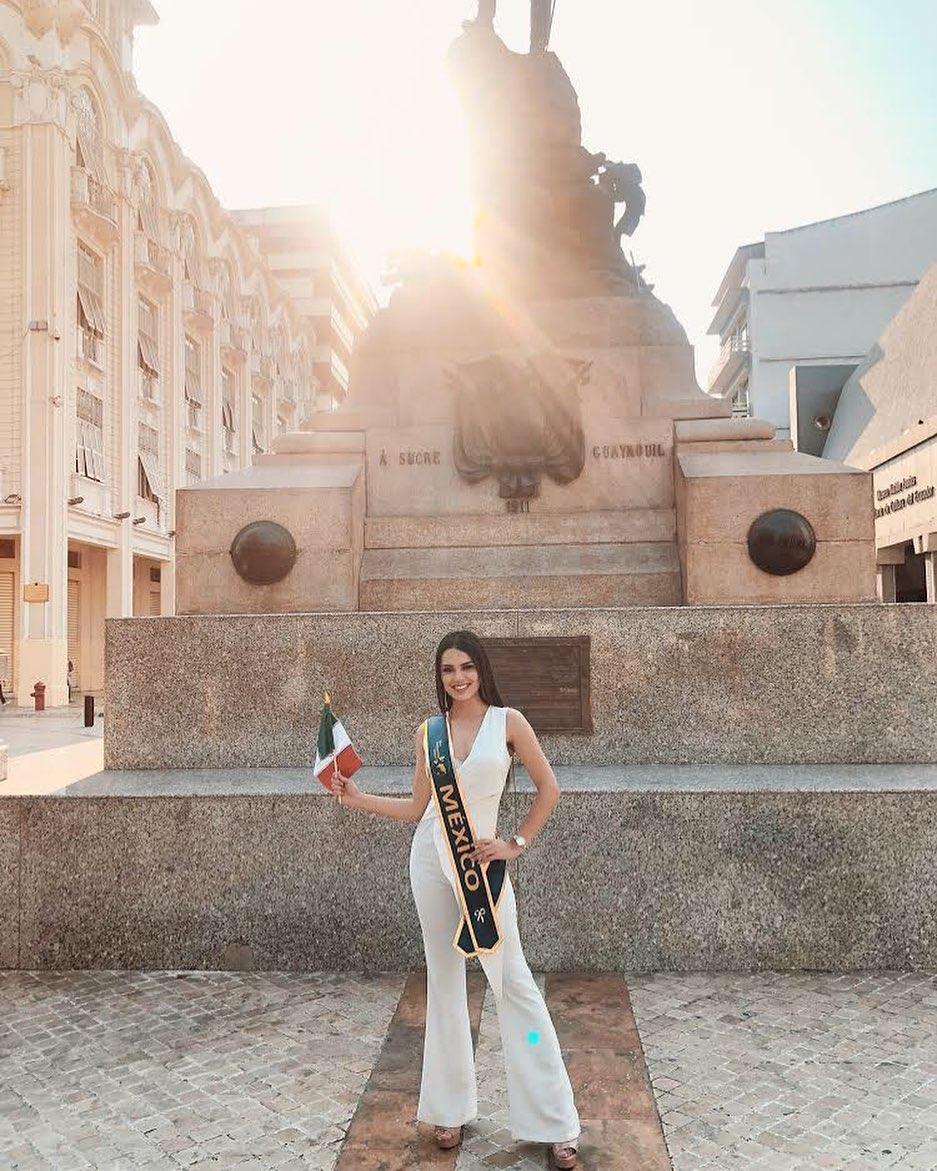 kenia ponce, segunda finalista de miss continentes unidos 2019. - Página 3 69469810