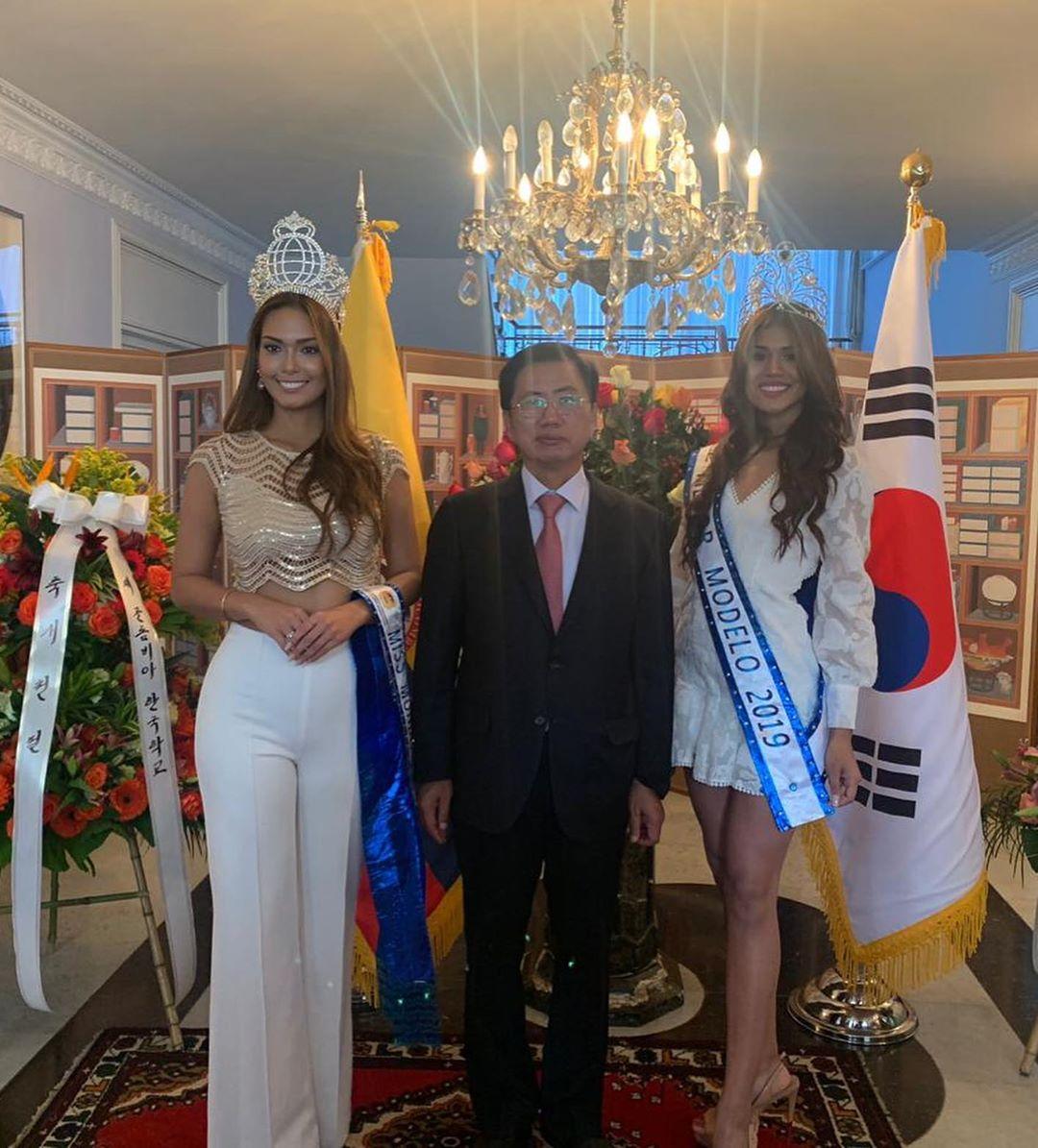 sara franco, miss colombia mundo 2019. - Página 2 69506610
