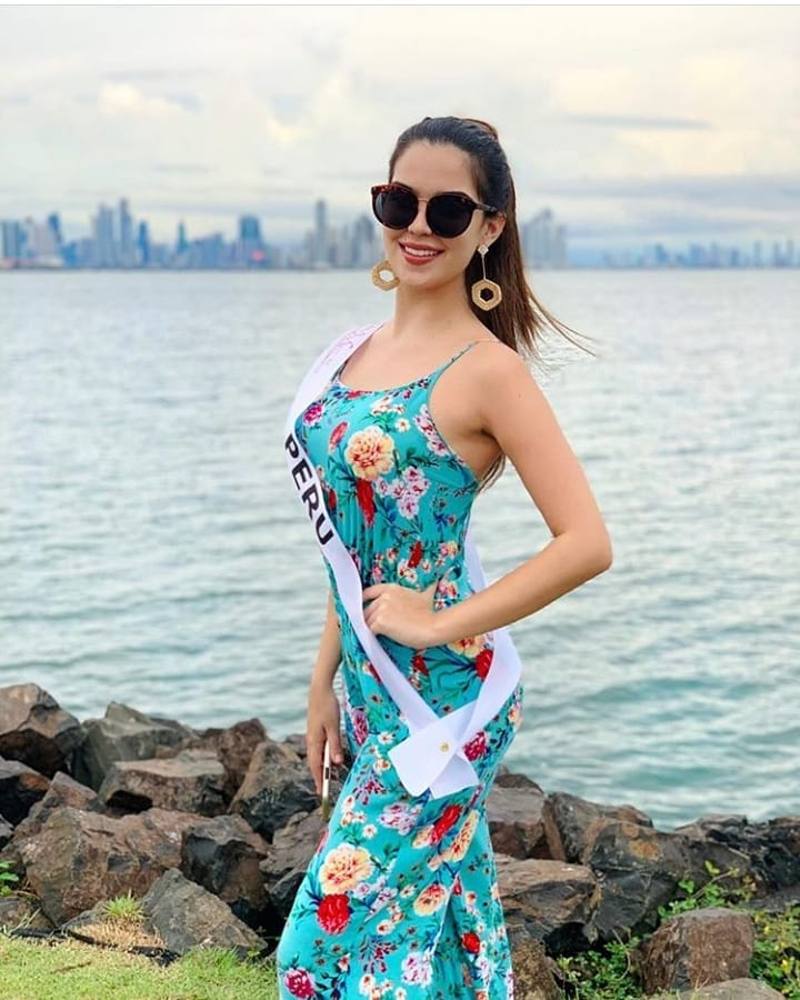 micaela leon mandriotti, miss peru latinoamerica 2019. - Página 3 69516510