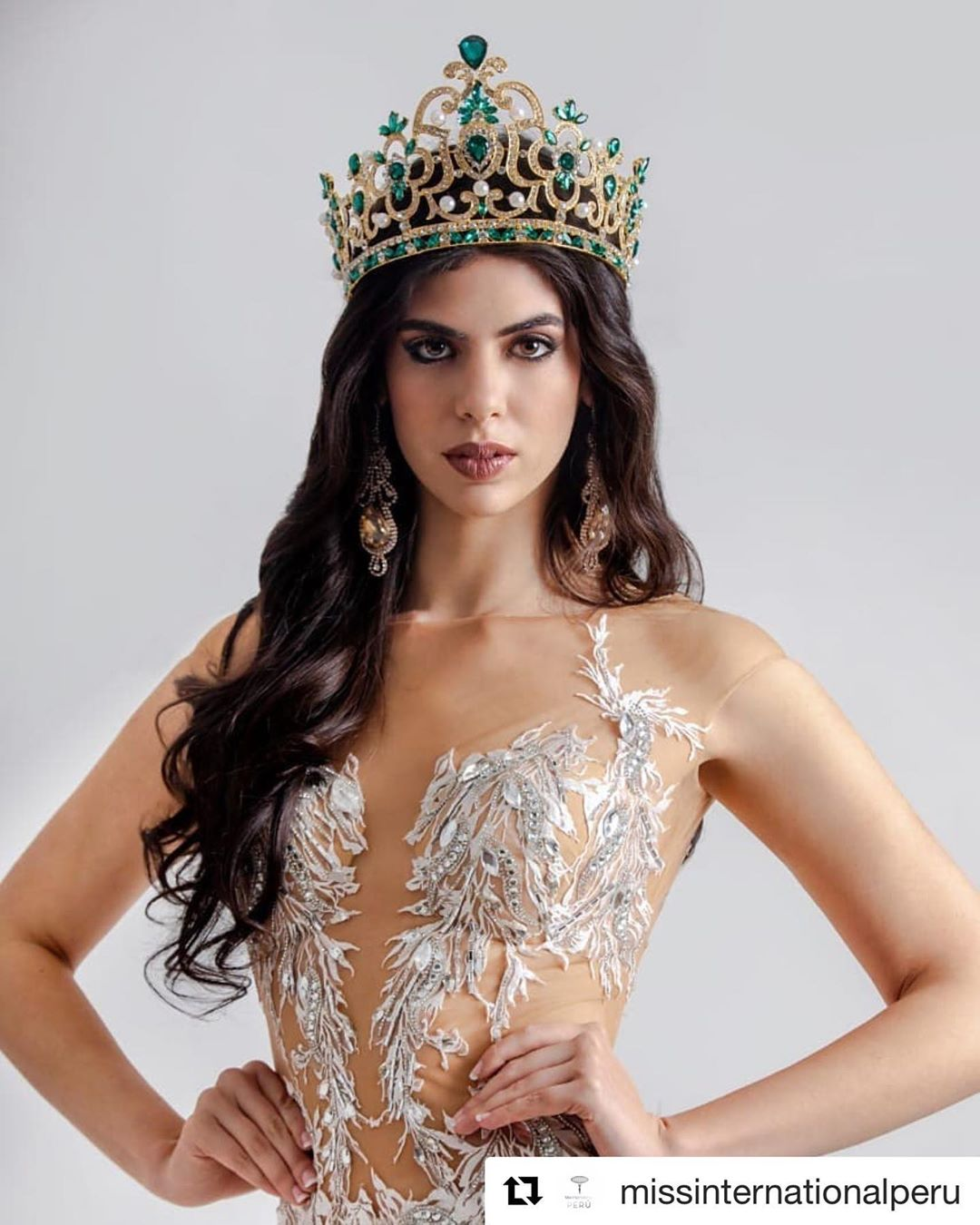 majo barbis, miss international peru 2019. 69516910