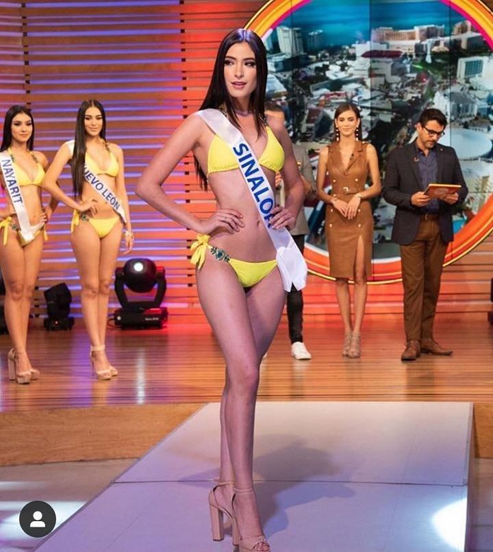 angela leon yuriar, top 21 de miss grand international 2020. - Página 2 69516912