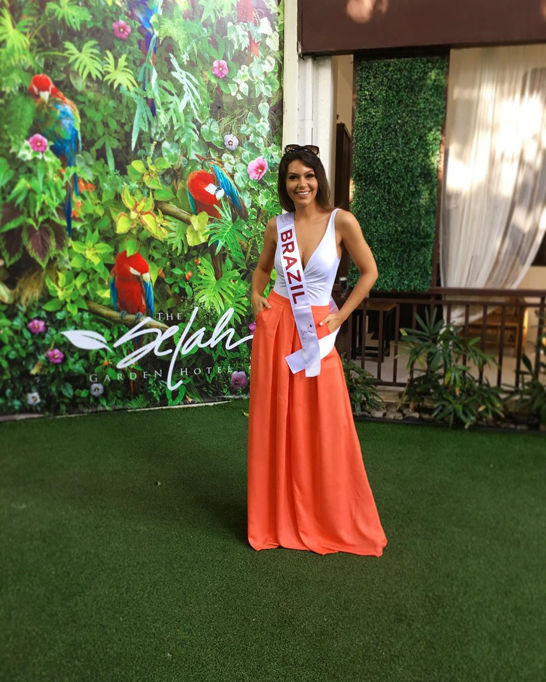 carolina schuler, 3rd runner-up de miss asia pacific international 2019/miss brasil universitaria 2017. - Página 4 69537710