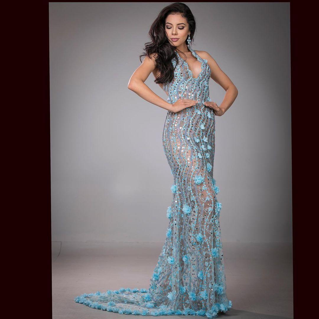 gina aguirre, virreyna de miss latinoamerica 2019. - Página 4 69543910