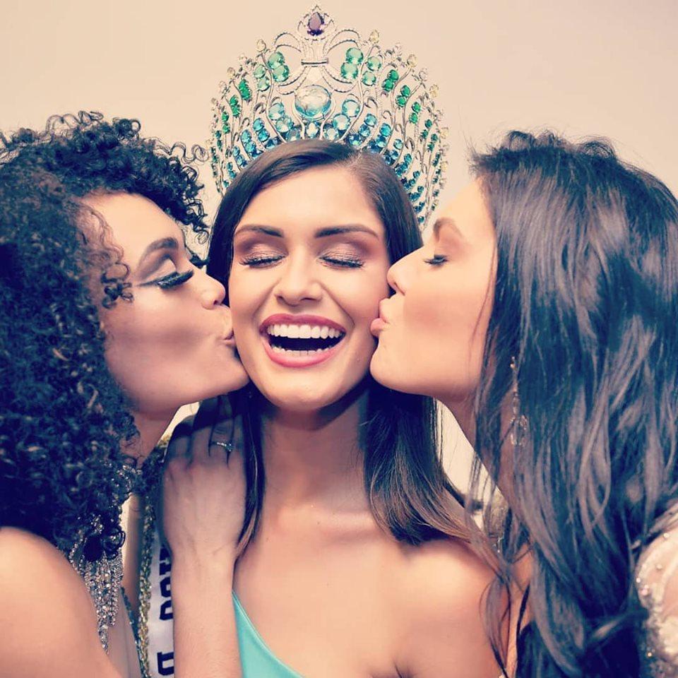 elis miele, top 5 de miss world 2019. - Página 6 69546310
