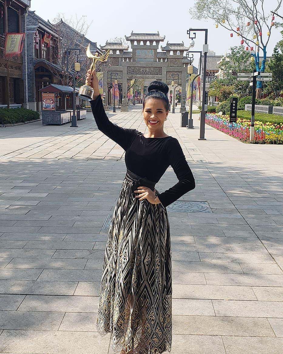 karen isabel rojas, miss tourism world peru 2019/top 20 de miss asia pacific international 2018/miss earth peru 2017. - Página 17 69552210