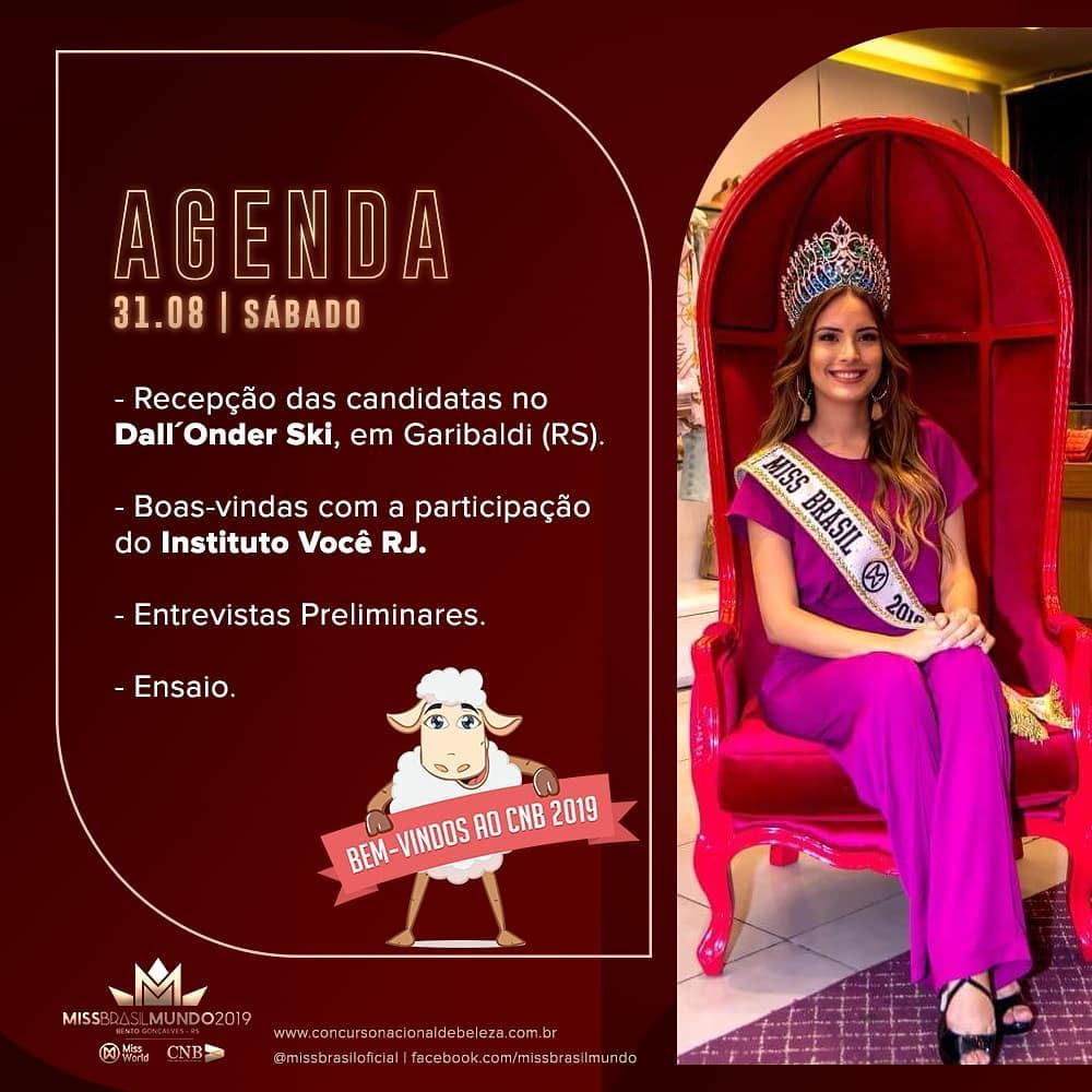 jessica carvalho, miss brasil mundo 2018. - Página 21 69560810