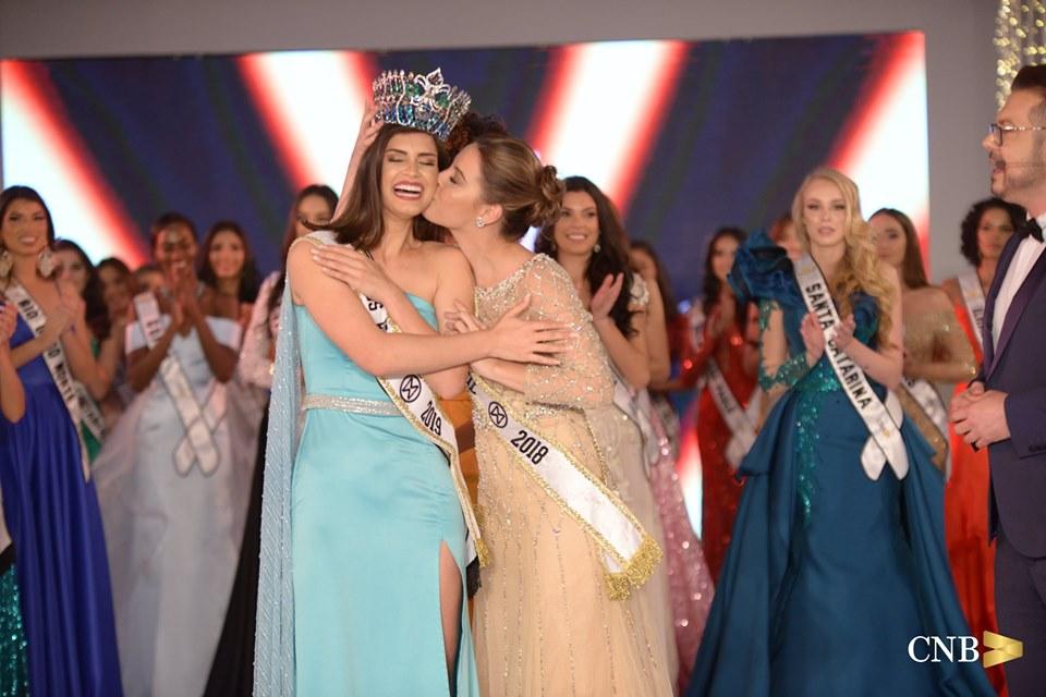 elis miele, top 5 de miss world 2019. - Página 6 69560811