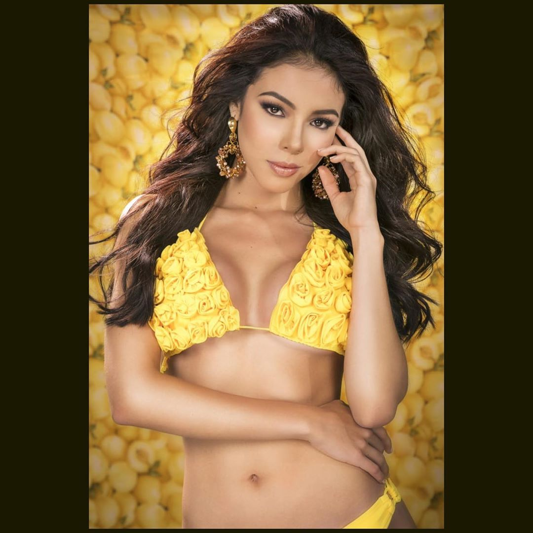gina aguirre, virreyna de miss latinoamerica 2019. - Página 3 69579910