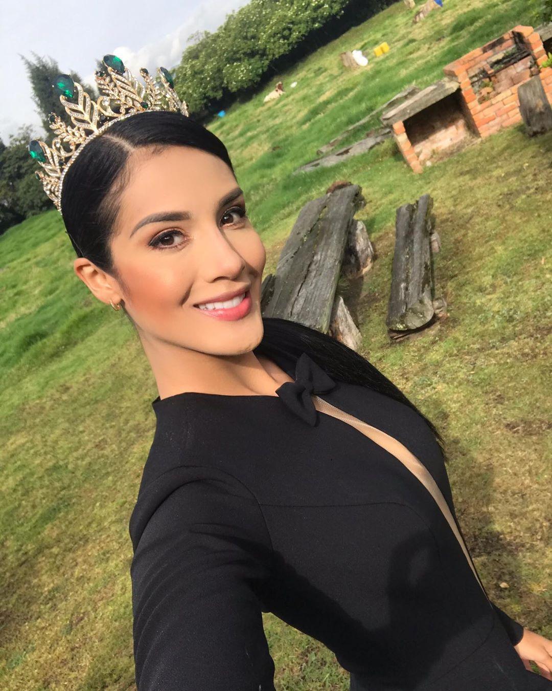 yenny katherine carrillo, top 20 de miss earth 2019/reyna mundial banano 2017. - Página 5 69583610