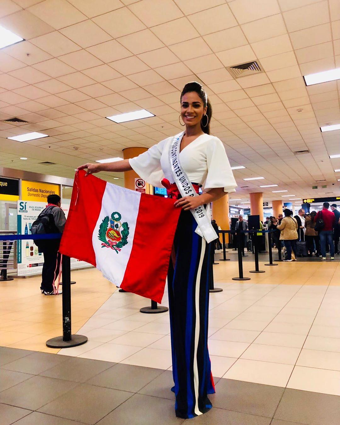 marjory patino, miss peru continentes unidos 2019/miss peru turismo latino internacional 2016. - Página 4 69586310