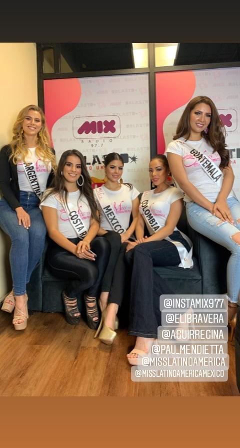sharid rodriguez, miss mexico latinoamerica 2019. - Página 2 69621210