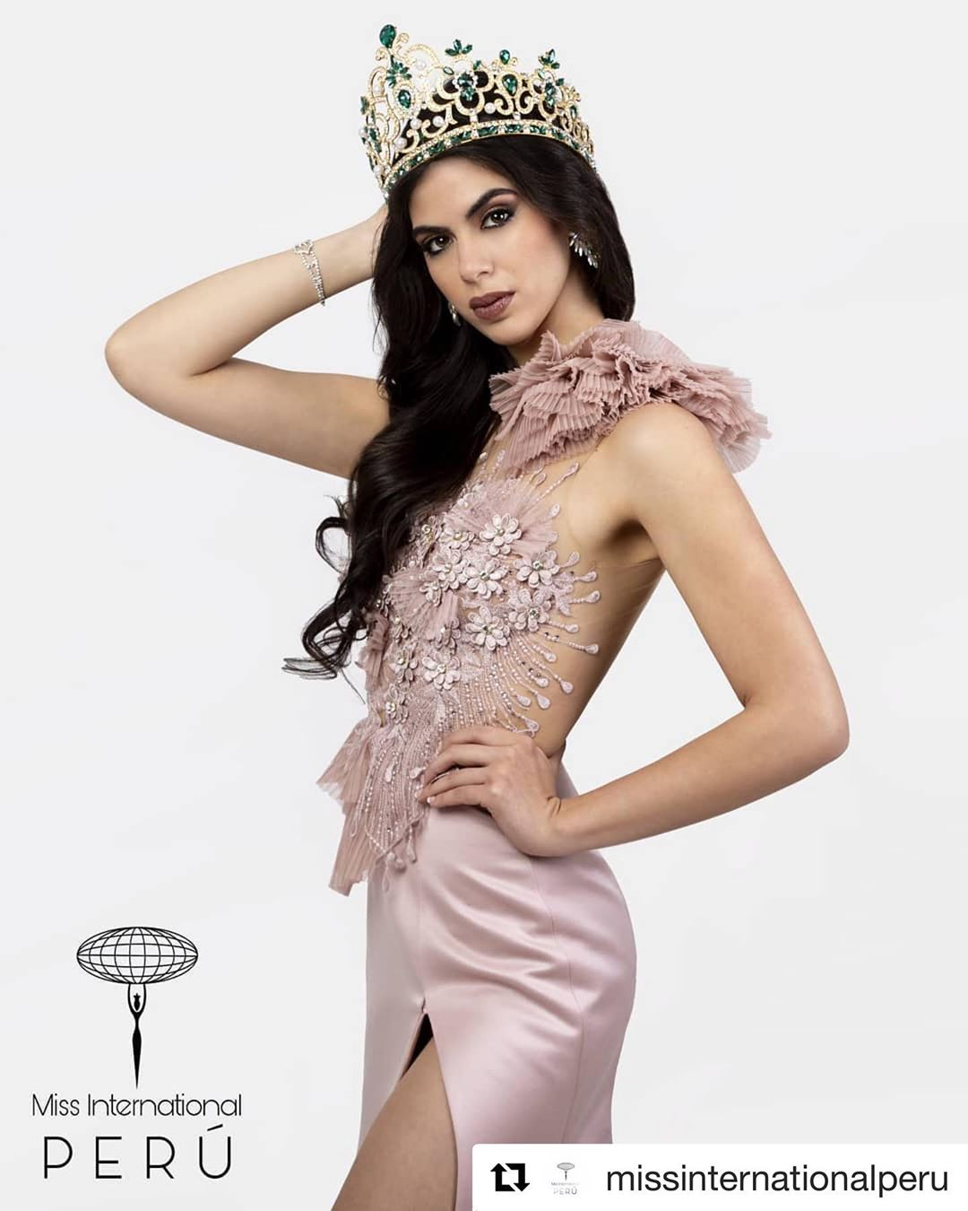 majo barbis, miss international peru 2019. 69621910