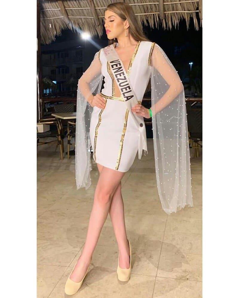 mariana galindez, 3ra finalista de miss latinoamerica 2019. - Página 3 69651310