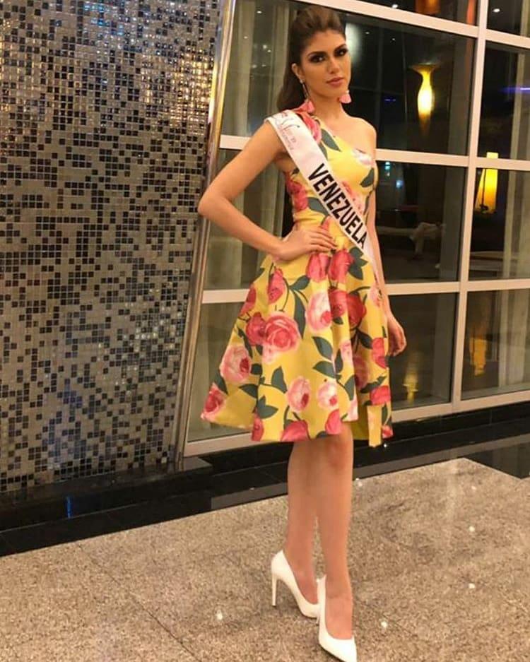 mariana galindez, 3ra finalista de miss latinoamerica 2019. - Página 2 69657310