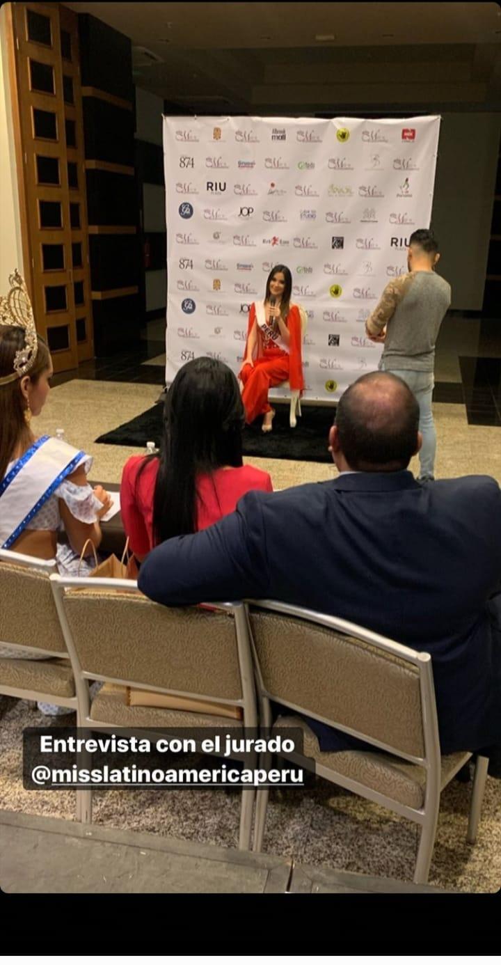 micaela leon mandriotti, miss peru latinoamerica 2019. - Página 3 69661710