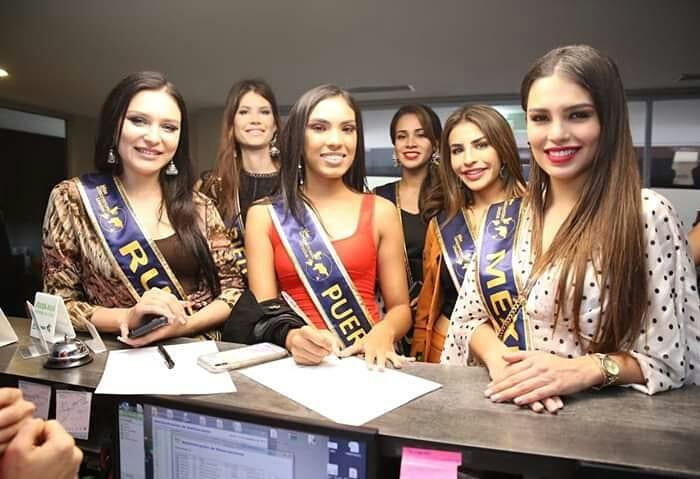 kenia ponce, segunda finalista de miss continentes unidos 2019. - Página 4 69676010