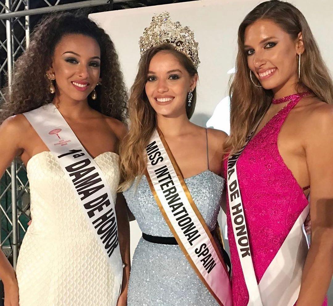 claudia cruz garcia gonzalez, miss international spain 2019. 69677110