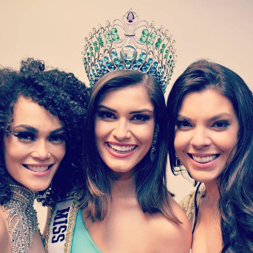 elis miele, top 5 de miss world 2019. - Página 6 69683010