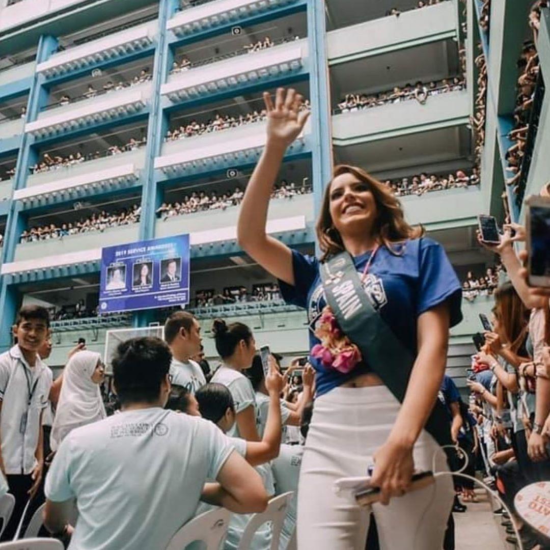 sonia hernandez, top 20 de miss earth 2019. - Página 5 69715710