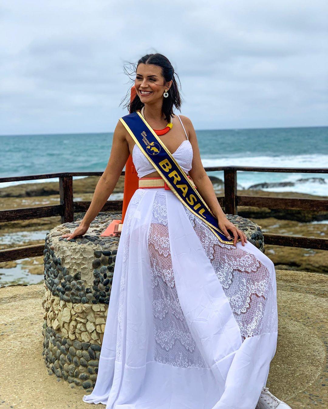 thylara brenner, miss brasil continentes unidos 2019. - Página 10 69727211
