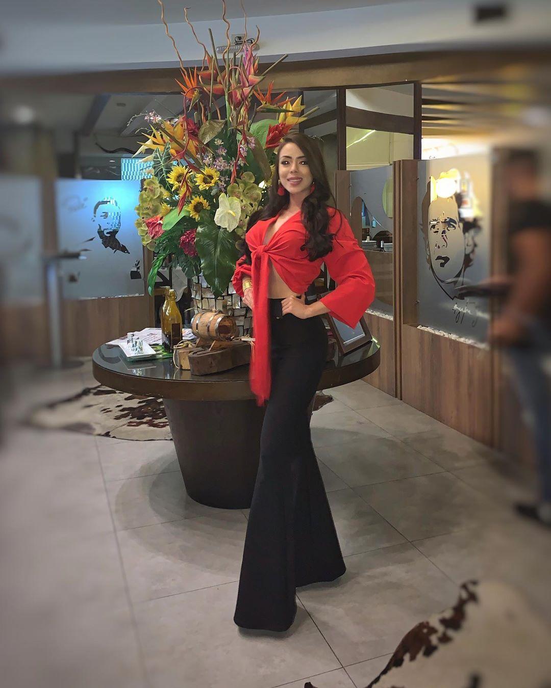 gina aguirre, virreyna de miss latinoamerica 2019. - Página 4 69731910
