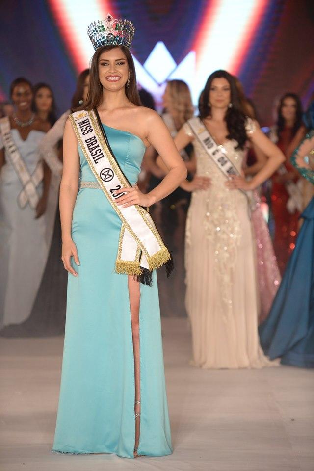 elis miele, top 5 de miss world 2019. - Página 6 69732410