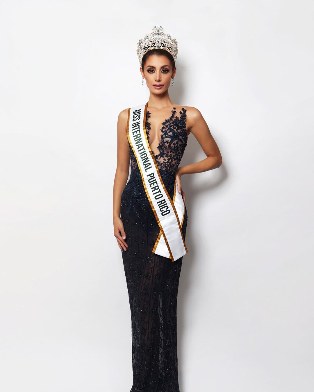 ivana carolina irizarry, miss international puerto rico 2019. 69737810
