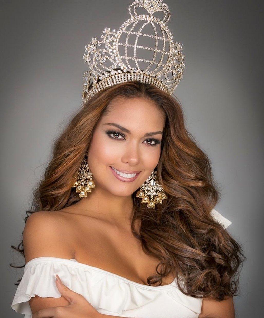 sara franco, miss colombia mundo 2019. 69767311