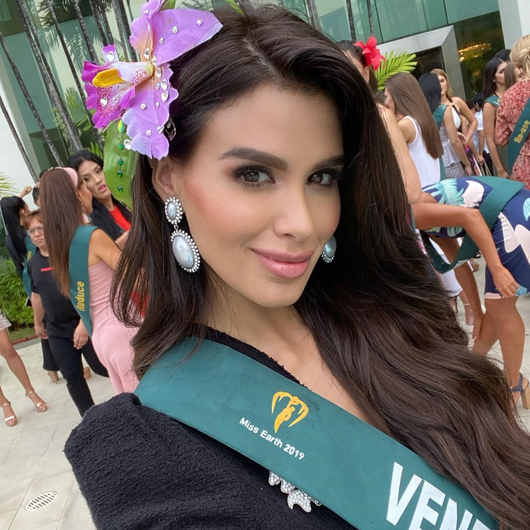 michell castellanos, miss earth venezuela 2019. - Página 6 69769112