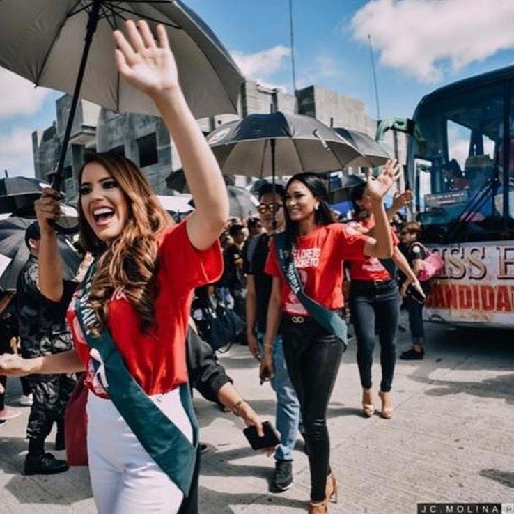 sonia hernandez, top 20 de miss earth 2019. - Página 6 69769310