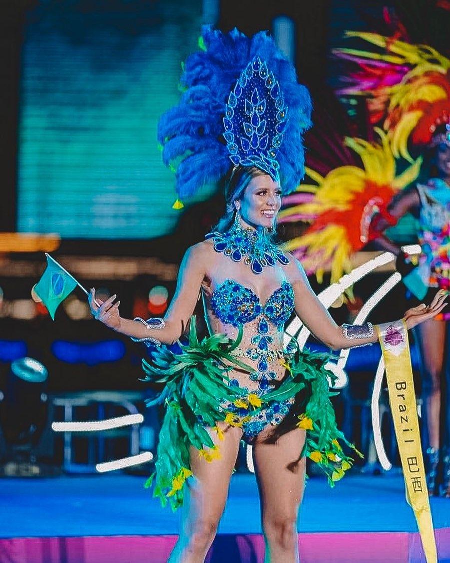 marcella kozinski de barros, 3rd runner-up de miss tourism world 2019. - Página 5 69769710