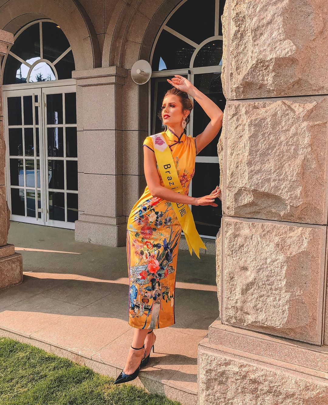 marcella kozinski de barros, 3rd runner-up de miss tourism world 2019. - Página 5 69773210