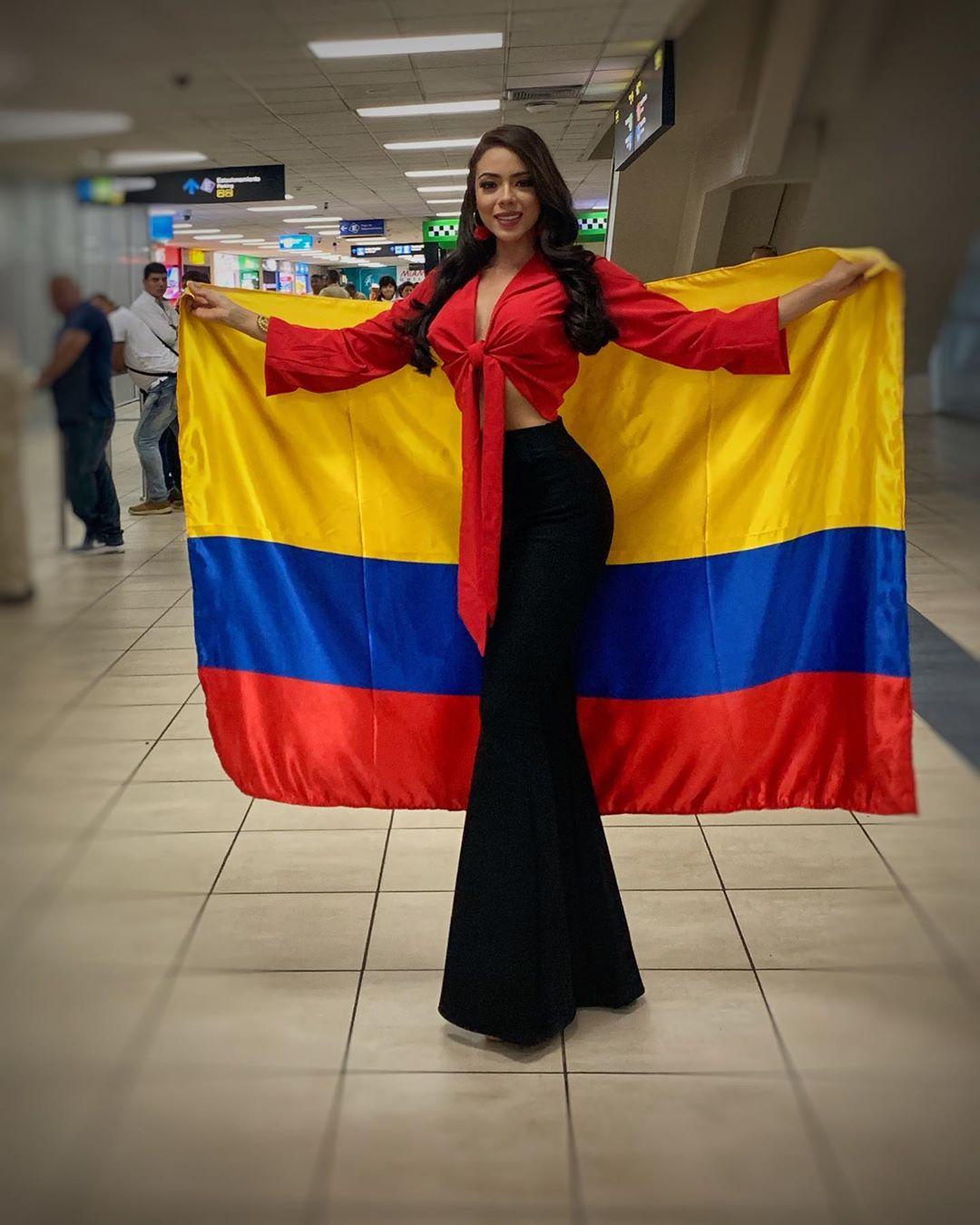 gina aguirre, virreyna de miss latinoamerica 2019. - Página 4 69781910