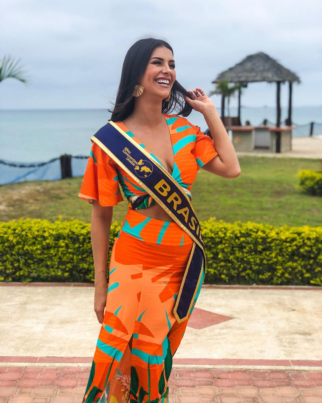 thylara brenner, miss brasil continentes unidos 2019. - Página 11 69803010